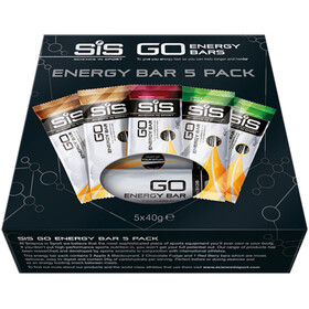 SiS GO Energy Bar Box Mixed 5 x 40g